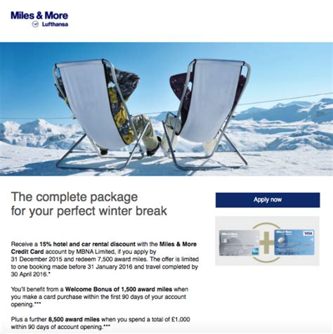 Credit Card For Bonus Miles