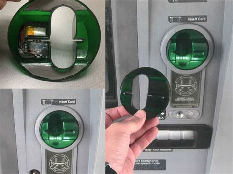 Credit Card Skimmers In California