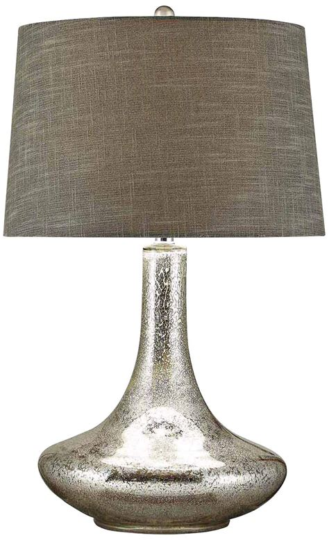 Crestview Collection Melanie Mercury Glass Table Lamp .