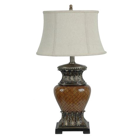 Crestview Collection Melanie Table Lamp  Hayneedle.