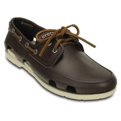 Crocs Boat Shoes Men