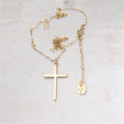 Cross Bracelet - Real Simple.