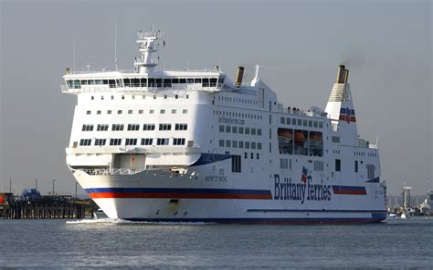 Cross-Channel Ferries