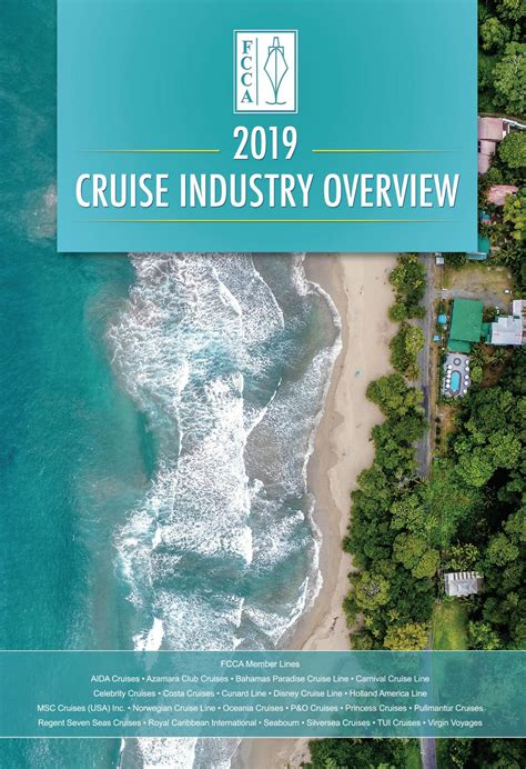 [pdf] Cruise Industry Overview And Statistics - Fcca.