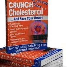 [click]crunch Cholesterol Safe Natural Secrets For High .