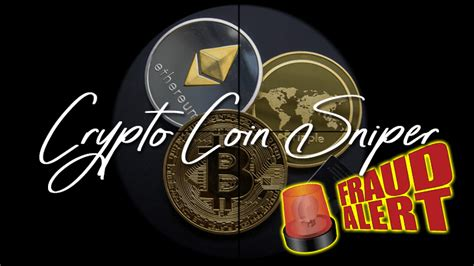 Crypto Coin Sniper Review (most Horrible Scam Of 2018 Exposed!).