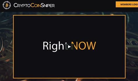 [click]crypto Coin Sniper Review Legit Trading Software To Earn .