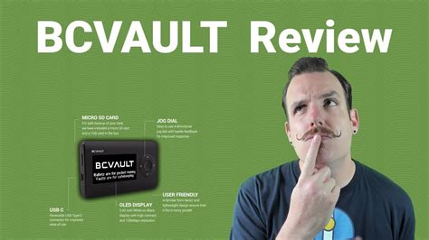 Crypto Vault - Youtube.