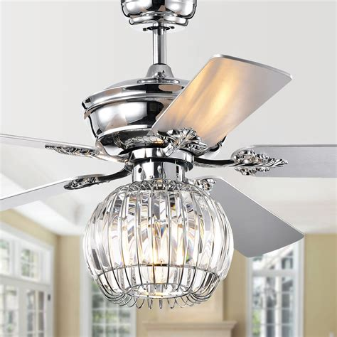 Crystal Chandelier Ceiling Fan Light Kits - Sears Com.