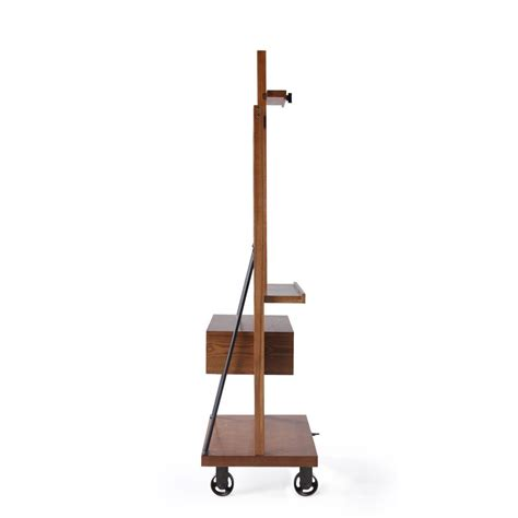 Cullen Tv Stand  Deco Walnut   Haven Home Furniture.