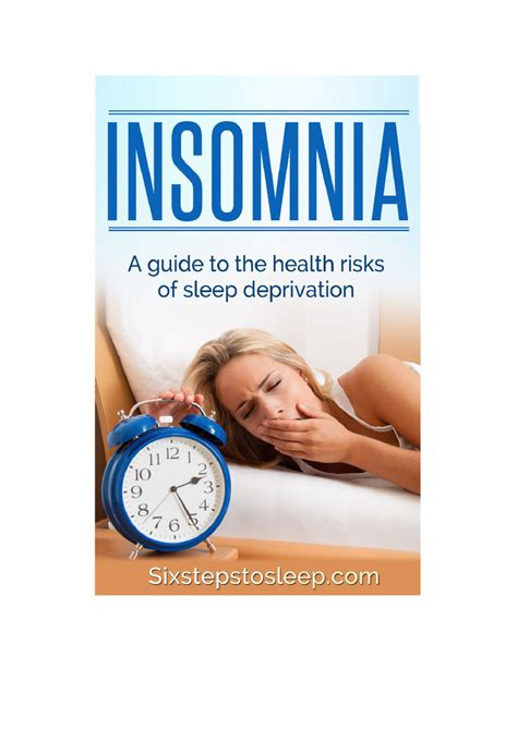 @ Cure Insomnia - 6 Steps To Sleep Authorstream.