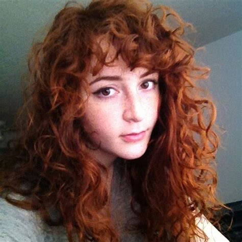 how to style short curly hair with bangs Page 2 gallery