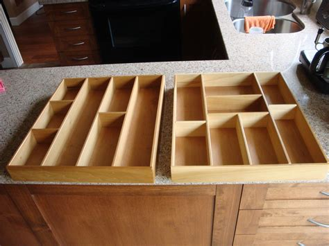Custom Wooden Drawers