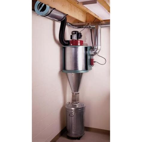 Cyclone Dust Collectors For Woodworking