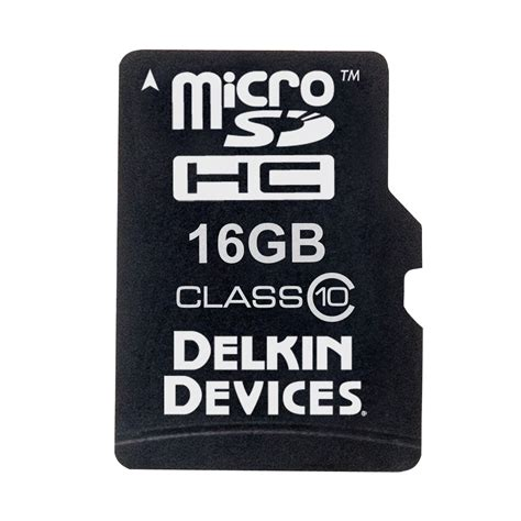 Delkin Devices Game Camera Micro Sd Cards  Brownells.