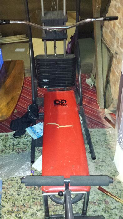[click]dp Fit For Life Dual Trac 20 Home Gym Weight System  Ebay.
