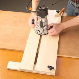Dado Cutting Jig