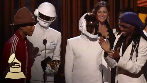 @ Daft Punk Win Record Of The Year  Grammys.
