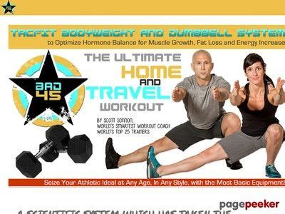 @ Dangerous45 Tacfit Body Weight And Dumbell System .