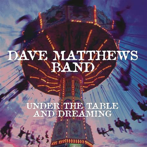 Dave Matthews Band Cover Art