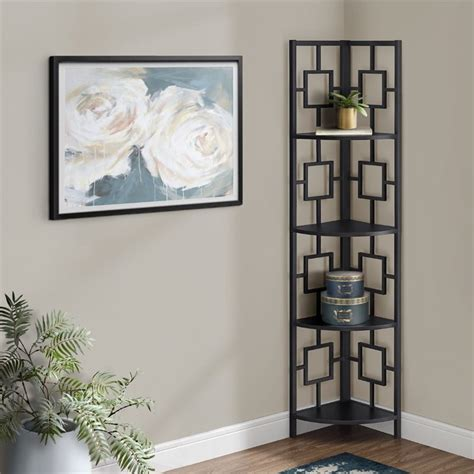 Deals  Sales On Corner Etagere Shelves  Bhg Com Shop.