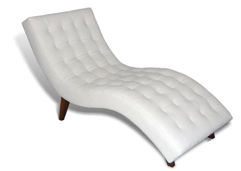 Deals On Contemporary Genuine Leather Leisure Chaise .