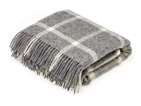 Deals On Natural Collection Pure New Wool Throw Blanket .
