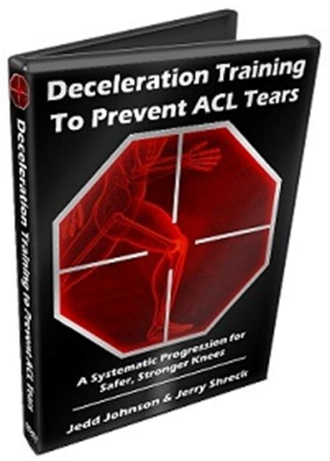 [click]deceleration Training To Prevent Acl Tears.
