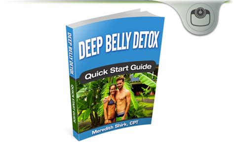 @ Deep Belly Detox Meredith Shirk  S Bedtime Drink Recipes .