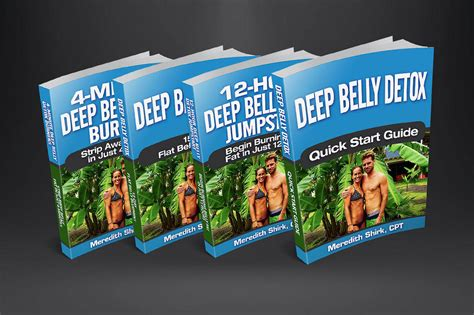 @ Deep Belly Detox Review - Meredith Shirk S 15 Day Weight .