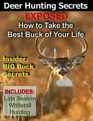 [click]deer Hunting Secrets Exposed - How To  - Barnes  Noble .