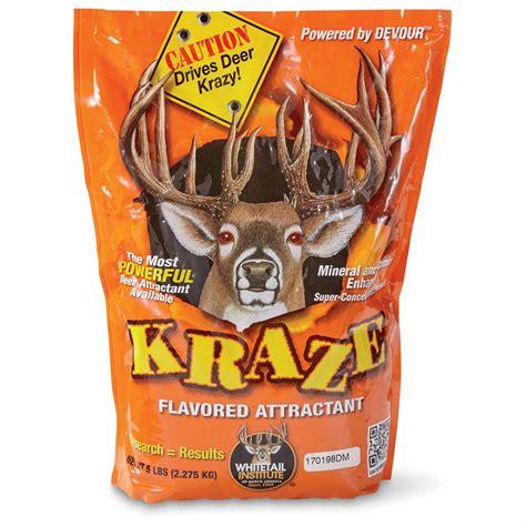 Cabelas Deer Attractant.