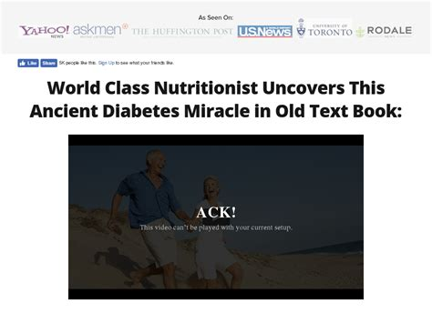 Defeating Diabetes - Newest Diabetes Offer - Killer - Cb Snooper.