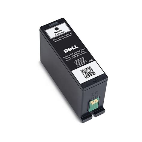 Dell Series 31 Black Ink Cartridge (gpdff) Staples.
