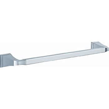 Delta Faucet 128884 Dryden 24 Towel Bar Polished Chrome.