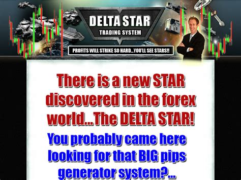 Delta Star Trading System With Alerts Very Accurate Forex - Jvzoo.