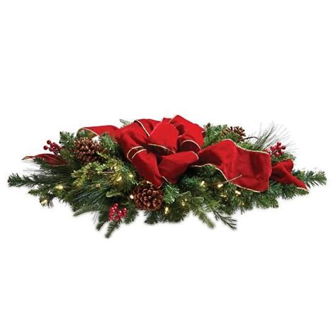 Deluxe Classic Cordless Greenery Collection  Frontgate