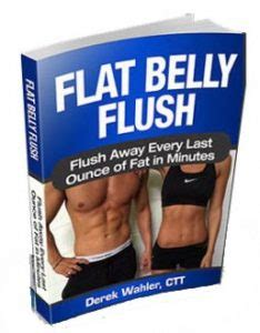 [click]derek Wahler S Flat Belly Flush Review - Does It Really Work .