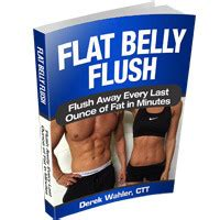 Derek Wahlers Flat Belly Flush Review: Is It A Scam?.