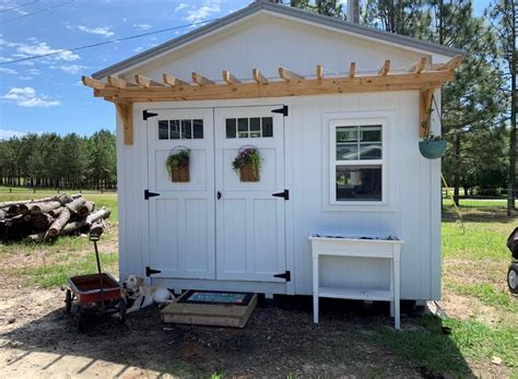 Design And Build Your Own Shed