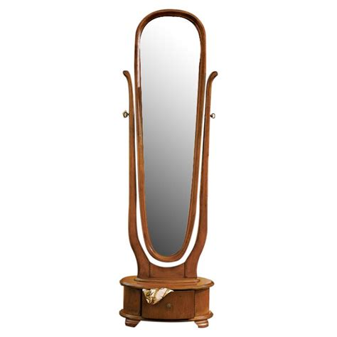 Design Toscano Lady Caroline Floor Mirror  Wayfair.