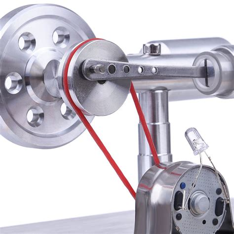 [pdf] Design Of A Stirling Engine For Electricity Generation.