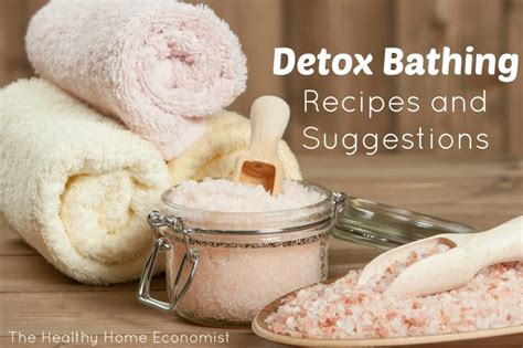 @ Detox Baths Which Are Best And For What Ailments .
