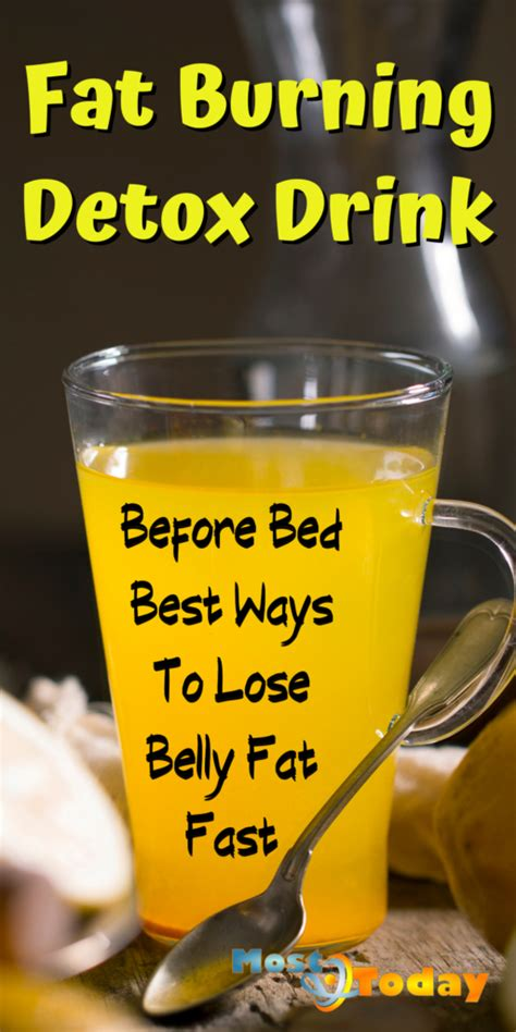 Detox Diet To Lose Stomach Fat