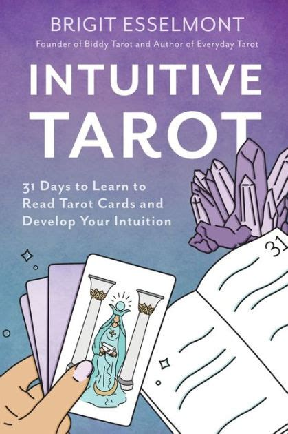 [click]develop Your Intuition And Learn Tarot Book Using The .