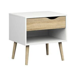 Diana 1 Drawer Nightstand - Bisonoffice Com.