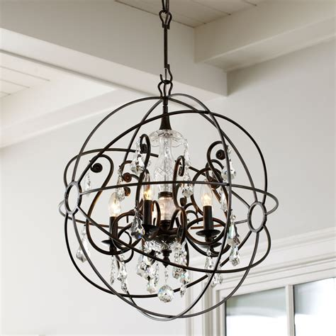 Dias Orb Pendant  Pendant Lighting  Chandelier Bedroom .