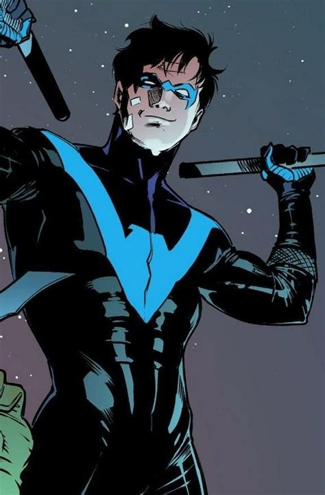 @ Dick Grayson - Wikipedia.
