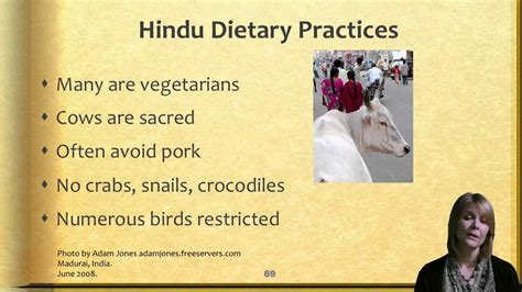 Dietary Restrictions Of Hindu