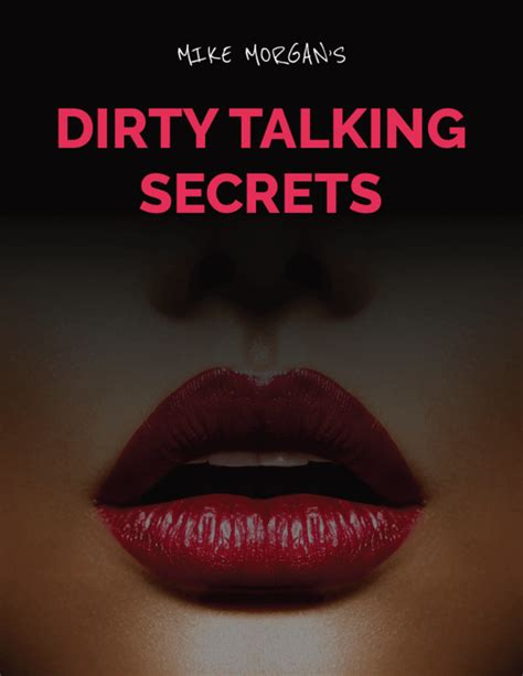 [click]dirty Talk Secrets - How To Drive Your Woman Crazy By Talking Dirty In Bed.